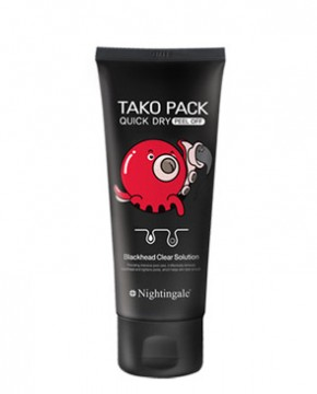 QUICK DRY TAKO PACK [PEEL OFF] (100ml)