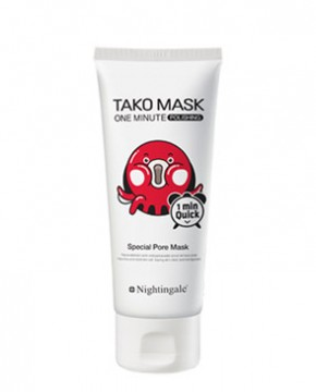 ONE MINUTE TAKO MASK [POLISHING] (100ml)
